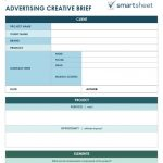 Creative Brief Template| Design Brief
